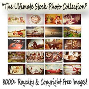 the ultimate stock photo collection