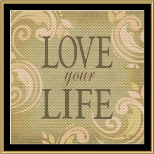 Love Life | Crafting | Cross-Stitch | Wall Hangings