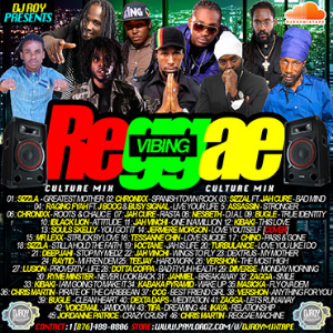 Dj Roy Reggae Vibing Culture Mixtape | Music | Reggae