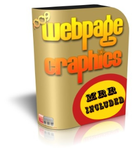 1000 Webpage Graphics with MRR | Other Files | Patterns and Templates