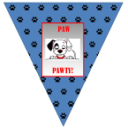 Paw Pawty - Games | Documents and Forms | Templates