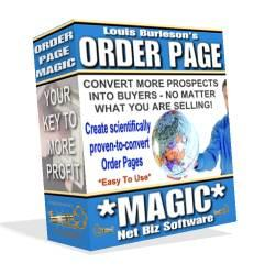 Order Page Magic | Software | Business | Other