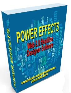 power effects designer software