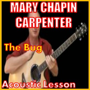 Learn to play The Bug by Mary Chapin Carpenter | Movies and Videos | Educational