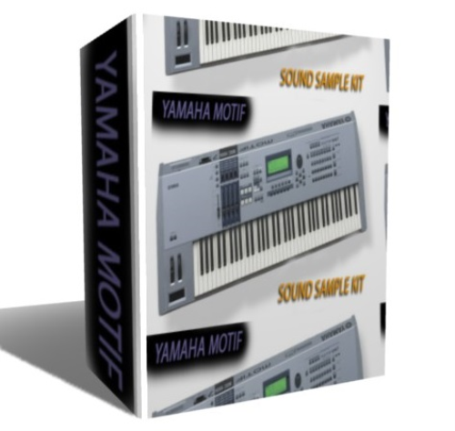 First Additional product image for - Yamaha Motif Sound kit