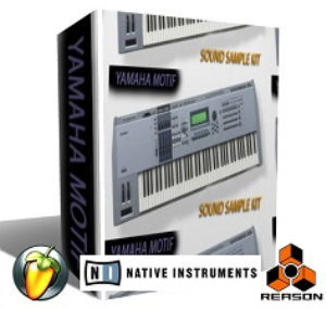 Yamaha Motif Sound kit | Music | Soundbanks