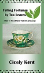 telling fortunes with tea leaves