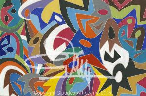 claude's art: dessin  # 174 wallpaper