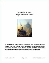 MTH02 Knight at Dawn Language Arts Worksheets | eBooks | Education