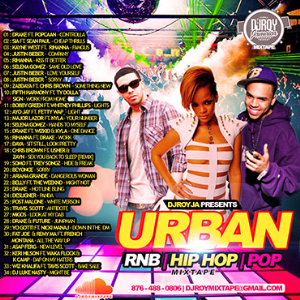 dj roy urban r&b,pop, hip hop mix vol.4