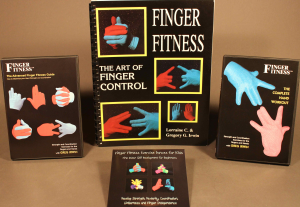 finger fitness complete book and video series
