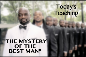 the mystery of the best man!