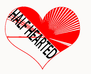 Half-hearted | Photos and Images | Digital Art