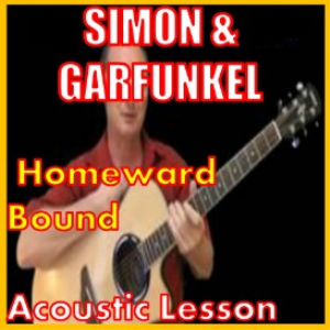 Learn to play Homeward Bound by Simon And Garfunkel | Movies and Videos | Educational