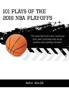 101 Plays of the 2016 NBA Play-offs Playbook | eBooks | Sports