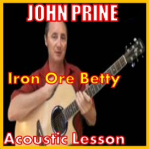 learn to play iron ore betty by john prine