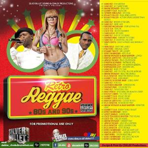 Silver Bullet Sound -  Retro Reggae 80s & 90s (2016) | Music | Reggae