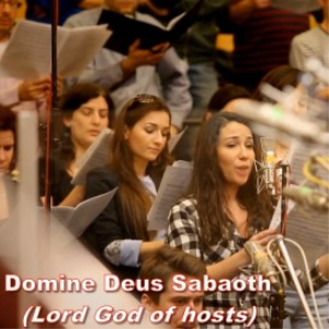 mass for choir and orchestra