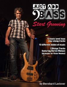 bernhard lackner - start grooving