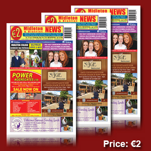 Midleton News May 25th 2016 | eBooks | Periodicals