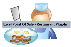 Excel POS - Restaurant Plug-in | Software | Add-Ons and Plug-ins