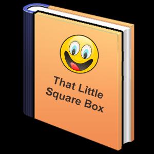 that little square box