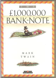 the million pound bank note by mark twain