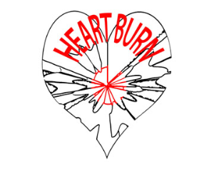 Heart Burn | Crafting | Cross-Stitch | Other
