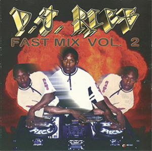 Dj -Rice-Fast- Mix-Vol.#2 | Crafting | Cross-Stitch | Other