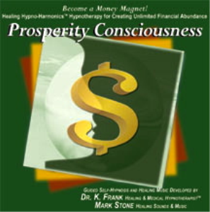 prosperity consciousness hypnosis audio with dr. karen frank