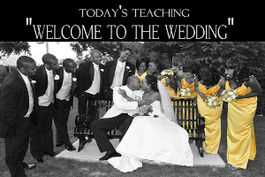 Welcome To The Wedding | Audio Books | Religion and Spirituality