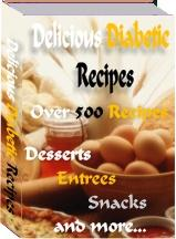 500 Tasty Diabetic Recipes | eBooks | Food and Cooking