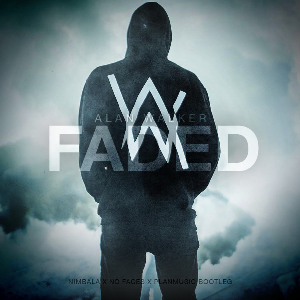 alan walker - faded ( axeler8 intro mix )