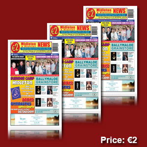 Midleton News June 1st 2016 | eBooks | Magazines