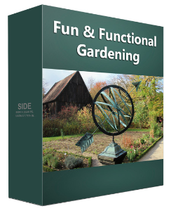 Fun & Functional Garden | eBooks | Home and Garden