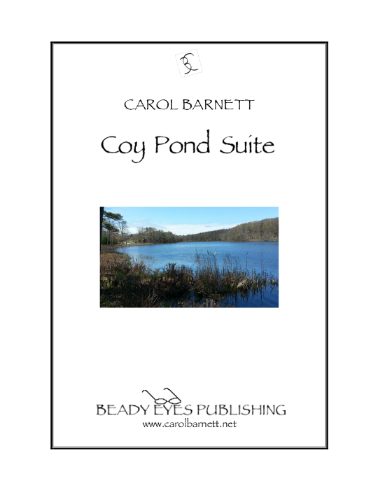 First Additional product image for - Coy Pond Suite (score)