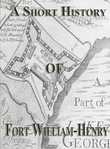 a short history of fort william henry
