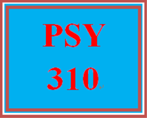 PSY 310 Week 5 Psychoanalytic Model Pape | eBooks | Education