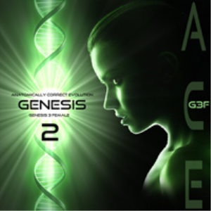 Anatomically Correct Evolution: GENESIS 2 | Software | Design