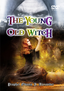 the young old witch