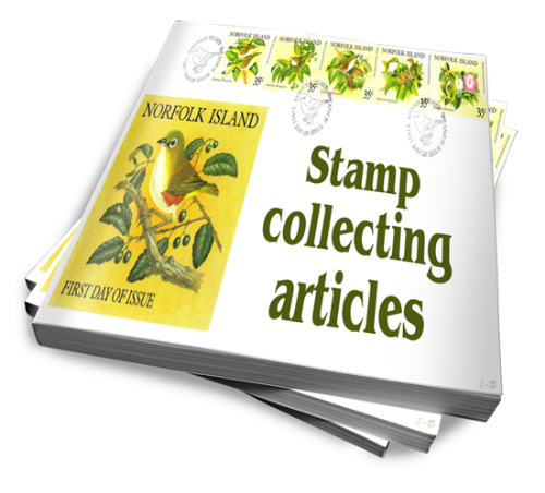 First Additional product image for - Stamp collecting Ecourse and articles