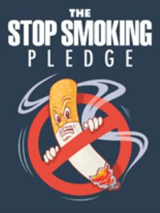 the stop smoking pledge - helps you maintain your pledge to stop smoking