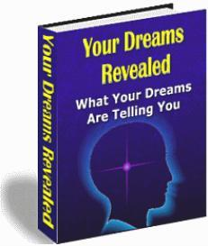Your Dreams Revealed   What Your Dreams Are Telling You   eBooks   Self Help