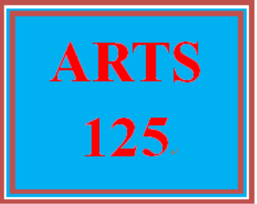 First Additional product image for - ARTS 125 Week 2 Visions of America: Industry