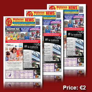 Midleton News June 8th 2016 | eBooks | Periodicals