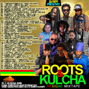 Dj Roy Roots And Kulcha Reggae Mix 2016 | Music | Reggae