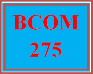 BCOM 275 Week 4 Con Side of Debate Summary | eBooks | Education