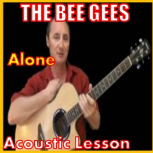 Learn to play Alone by The Bee Gees | Movies and Videos | Educational