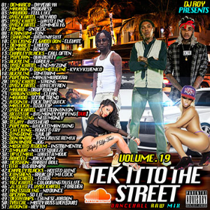 Dj Roy Tek It To The Street Dancehall Mix Vol.19 | Music | Reggae