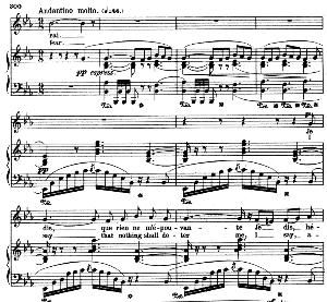 Je dis que rien ne m'épouvante. Mezzo Aria (Micaela). G. Bizet: Carmen, Act III Sc. 5. Vocal Score, A4. Ed. Schirmer. French/engl. (PD). | eBooks | Sheet Music